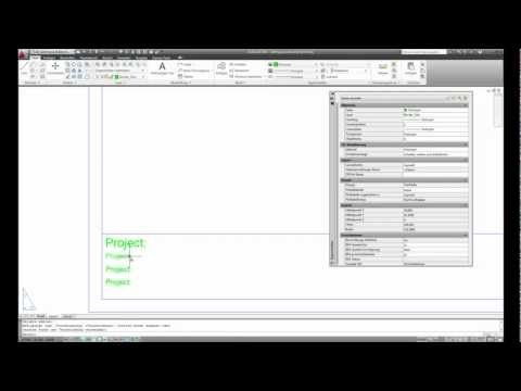 Setting up a TITLE BLOCK using attributes  AutoCAD 2011