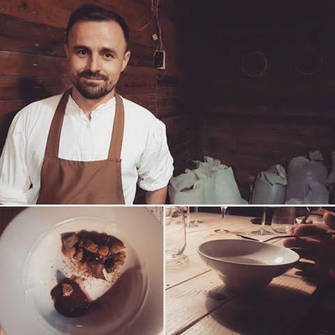 """""""I come back in #Tirana to #update something #medieval"""" - Bledar Kola   Partire dall'#Albania, per #lavorare al #Noma e poi a #Parigi, pensare a una nuova #cucina e tornare per produrre #farina e #innovare #ricette per fare amare gli #ingredienti e la tradizione albanese.   La storia di #BledarKola e del #ristorante #Mullixhiu  #restaurant #albania #michelin #food #chef #table #dinner #foodporn #infoodwetrust #man #inviaggioconiriza #slowfood"""