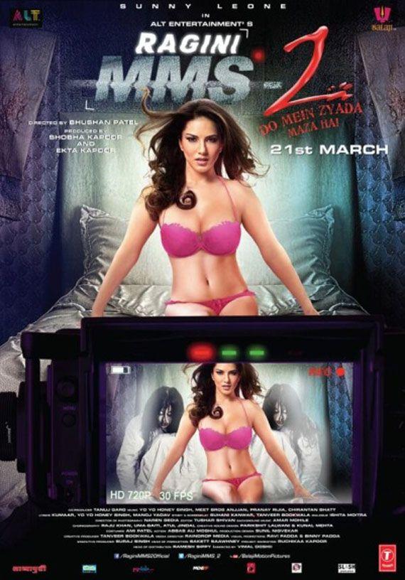Trailer of Sunny Leone starrer Ragini MMS 2 released | Film Trailers | Bollywood | Fundoofun.com
