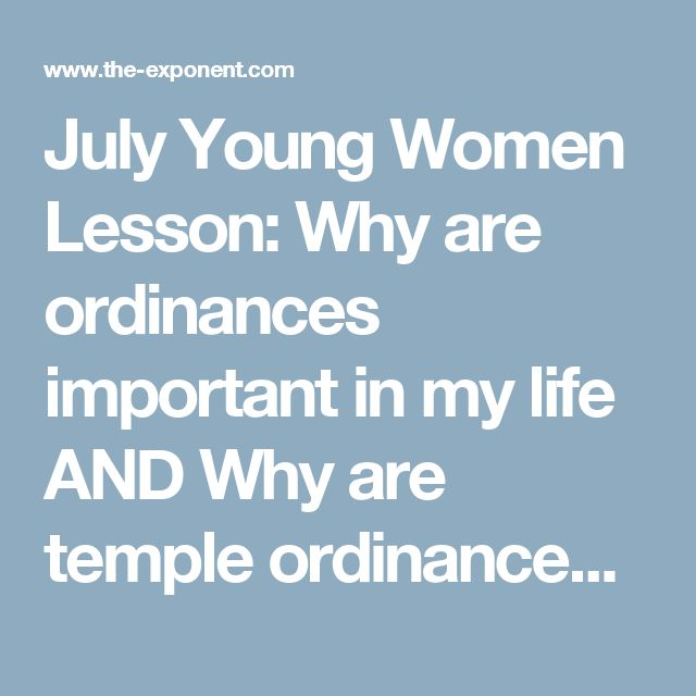 Best 25+ Temple ordinances ideas on Pinterest Temple quotes lds - what is a lesson plan and why is it important
