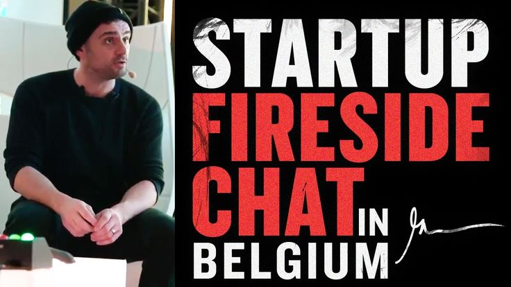 Startup Fireside Chat Gary Vaynerchuk | Belgium 2017 Your etsy business is aStart Up just as real and relevant as any tech company. What do You do in Social networking to market Your business on Etsy ? (march 3rd 2017)