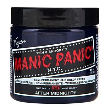 manic panic After Midnight Blue miranda