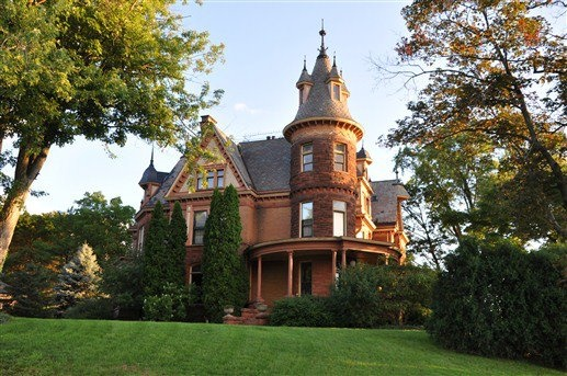 The Henderson Castle, Holland, Michigan.