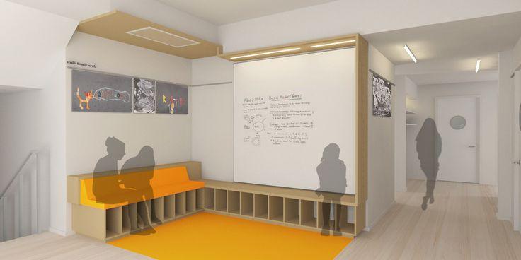 Blue School / PellOverton Architects