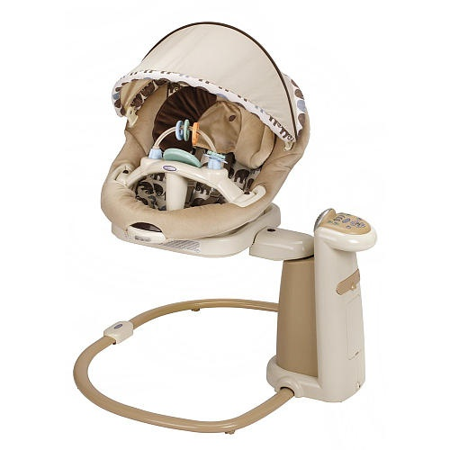 Graco Sweetpeace Infant Soothing Swing Elefanta Babies