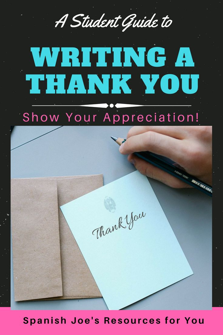 did you or your students receive scholarships or have someone write a letter of recommendation reference letter for you then it is important that you