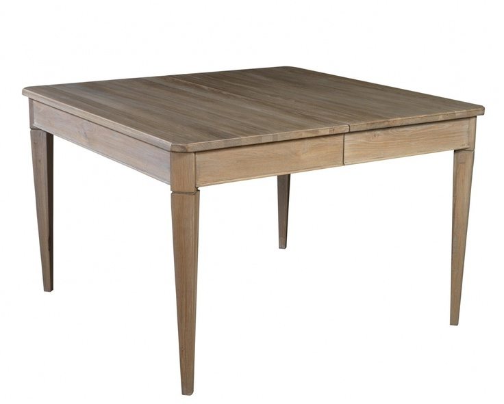 Tables rallonges 10 handpicked ideas to discover in other - Table carree a rallonge ...