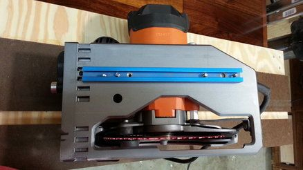 homemade track saw | Woodshop Jigs & Tips | Pinterest | Homemade, Woodworking and Woodworking jigs