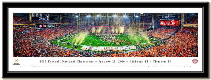 MyTeamPrints.com - Alabama 2016 CFP National Championship Framed Picture, $139.00 (https://www.myteamprints.com/alabama-2016-cfp-national-championship-framed-picture/?gclid=CjwKEAiAs_PCBRD5nIun9cyu01kSJAA-WD-rymLlyBFmUWJZGfqlTisLSzD5GTdmySmiJTamuGuSJRoC4QHw_wcB/)
