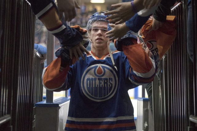 Connor mcdavid awesome photo