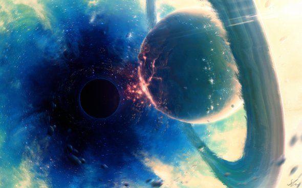 As ilustrações e foto-manipulações digitais de ficção científica e fantasia de Erik Shoemaker