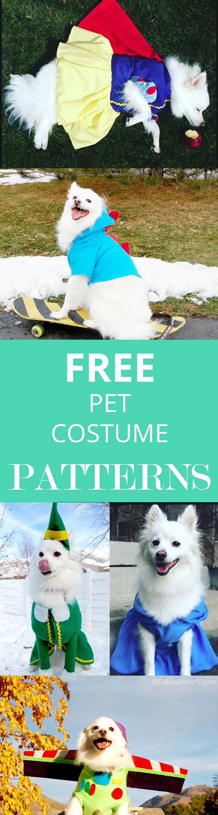 15 best dogs images on pinterest dog stuff dog supplies and doggies whats more irresistible than a dog in a costume nothing free pet costume patterns dog elf costumedog dinosaur costumepet costumesdiy solutioingenieria Image collections