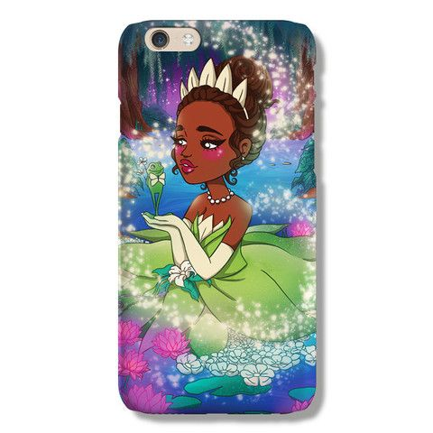 Tiana iPhone 6 case from The Dairy www.thedairy.com #TheDairy #PhoneCase #iPhone6 #iPhone6case