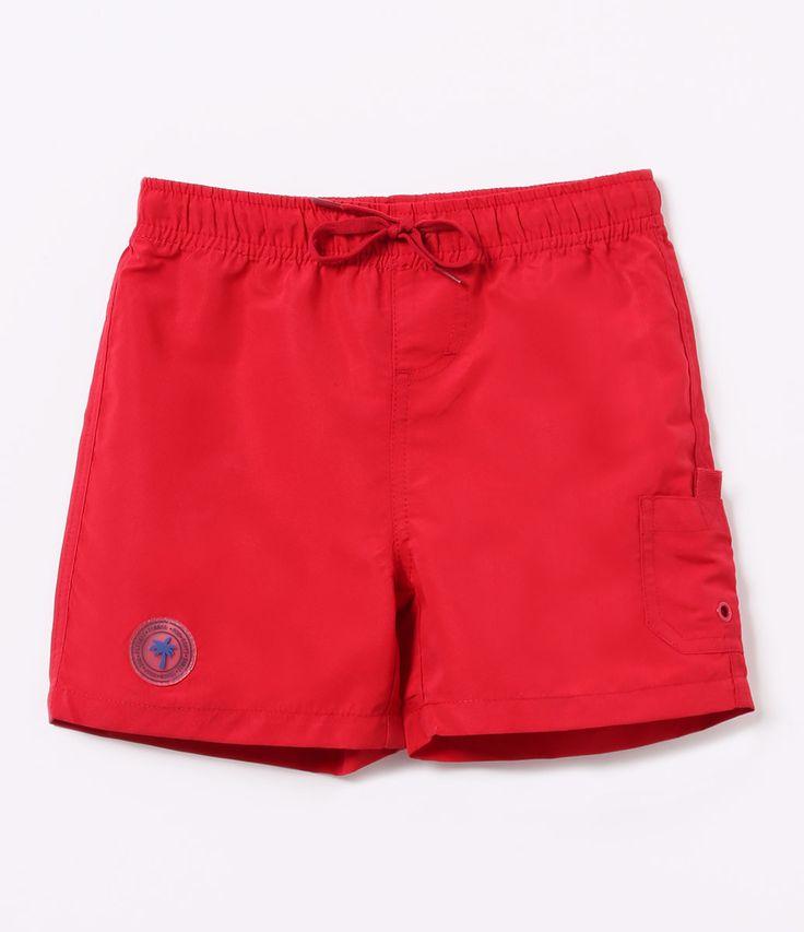 Short Infantil      Com elástico       Marca: Póim       Tecido: Microfibra       Composição: 100% Poliéster           Veja outras opções de    shorts infantis.            Póim Menino         Sabemos que de 1 a 4 anos de idade, o que vale é o gosto da mamãe. E pensando nisso, a Lojas Renner, possui a marca Póim, com macacão, camisetas, camisas, calça jeans e muito mais outros produtos cheio de estilo, tudo com muita informação de moda e tendências para os baixinhos!