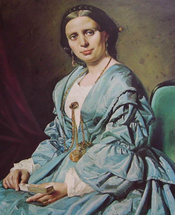 Induno  Gerolamo  (Milano 1827 / 1890). 1855