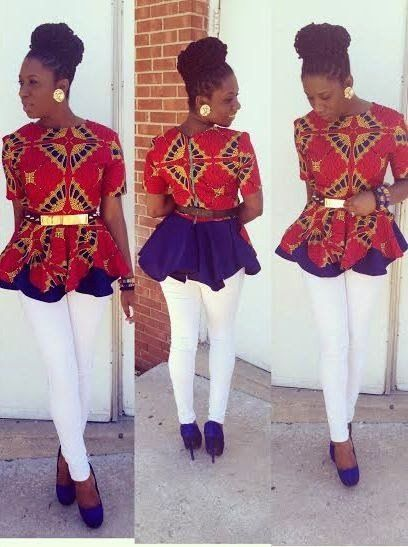 Ankara tops fashion trend 2016