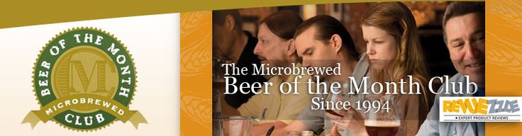 Microbrewed Beer of the Month Club wants their members to explore and try beers they have never seen locally. With their reasonable prices, it's a #beerclub worth giving and receiving.  #beer #review