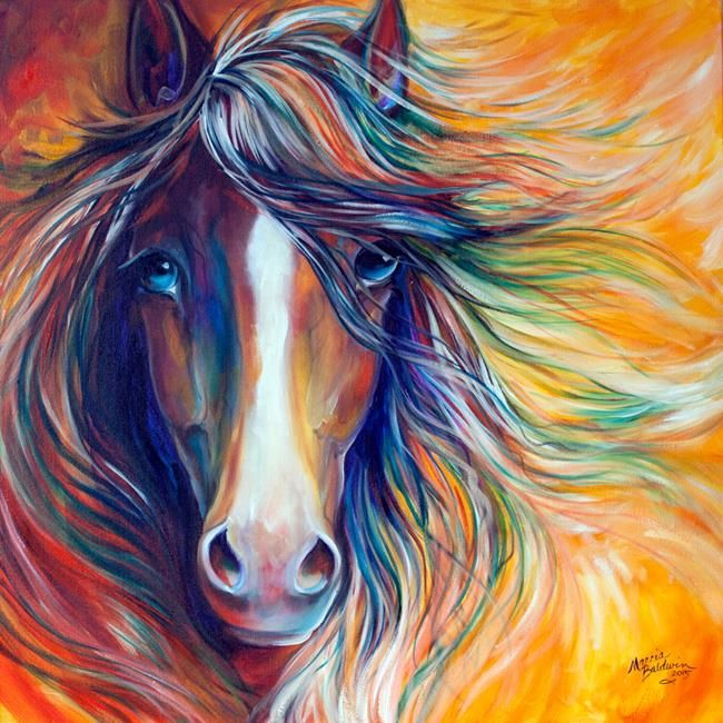25+ Best Ideas about Abstract Horse Painting on Pinterest ...