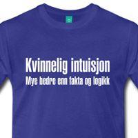 Kvinnelig intuisjon - Mye bedre enn fakta og logikk