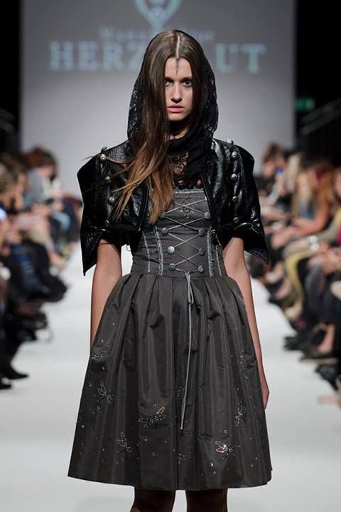 Manufaktur Herzblut - Vienna Fashion Week 2013 http://www.herzblutshop.com/