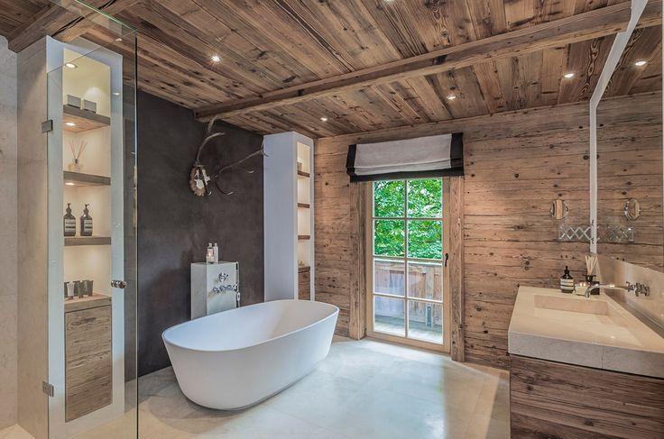 geschmackvollen Designelementen befinden sich auch in den Badezimmern – Ben