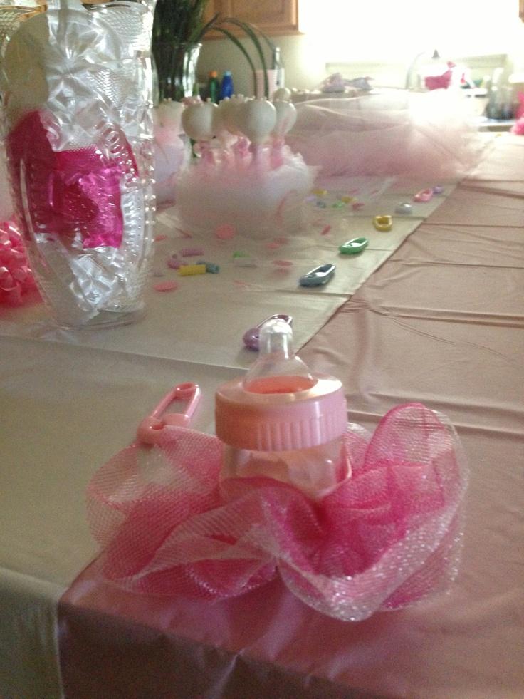 Wonderful Baby Shower   Ballerina Tutu Style