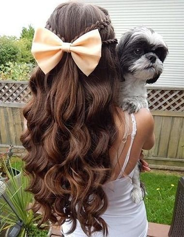 Best 10+ Easy girl hairstyles ideas on Pinterest | Easy kid ...