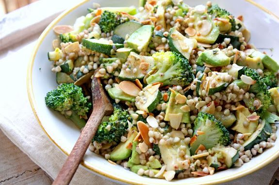 33 best images about gezonde diners on pinterest couscous falafels and ovens - Dressing liefde ...