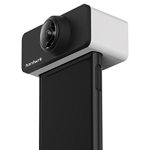 /Compatible avec iPhone 7//8/ Panoclip/ /Objectif pour Photos /à 360/degr/és/