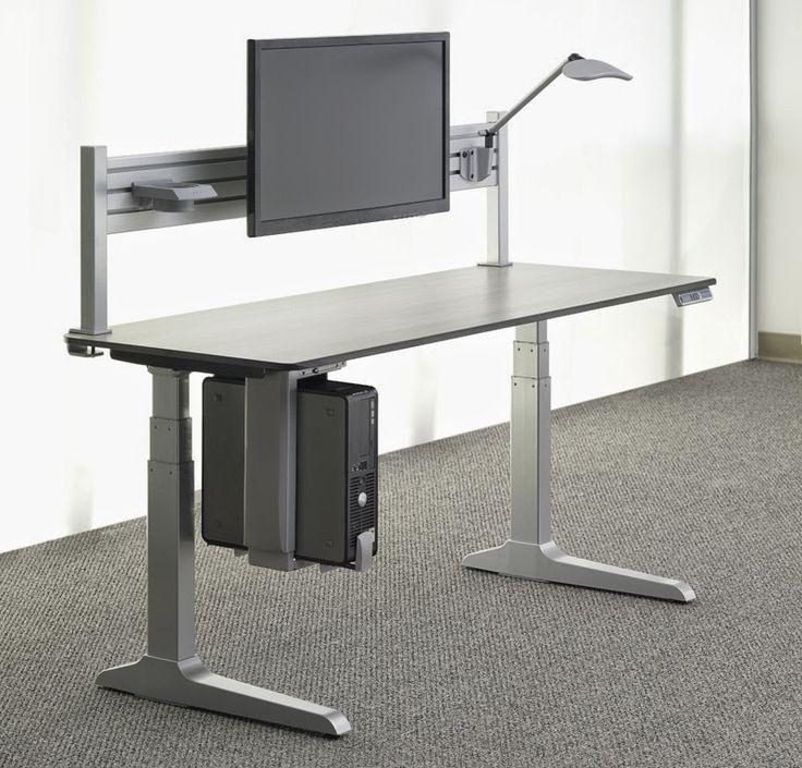 Found It At Wayfair Supply   Sierra HX X Electric Height Adjustable  Standing Desk