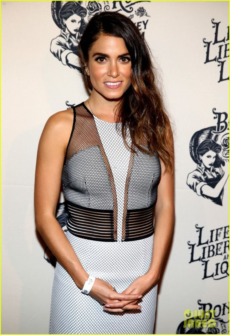 Nikki Reed Helps Launch Bonnie Rose Whiskey In Nashville!