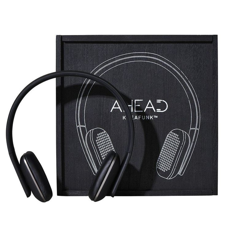Kreafunk – aHead stylish wireless headphones from Kreafunk are high-performing with dynamic speakers producing beautiful clear sound.
