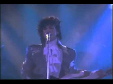 Prince Purple Rain...come on one of the best guitar solos ever