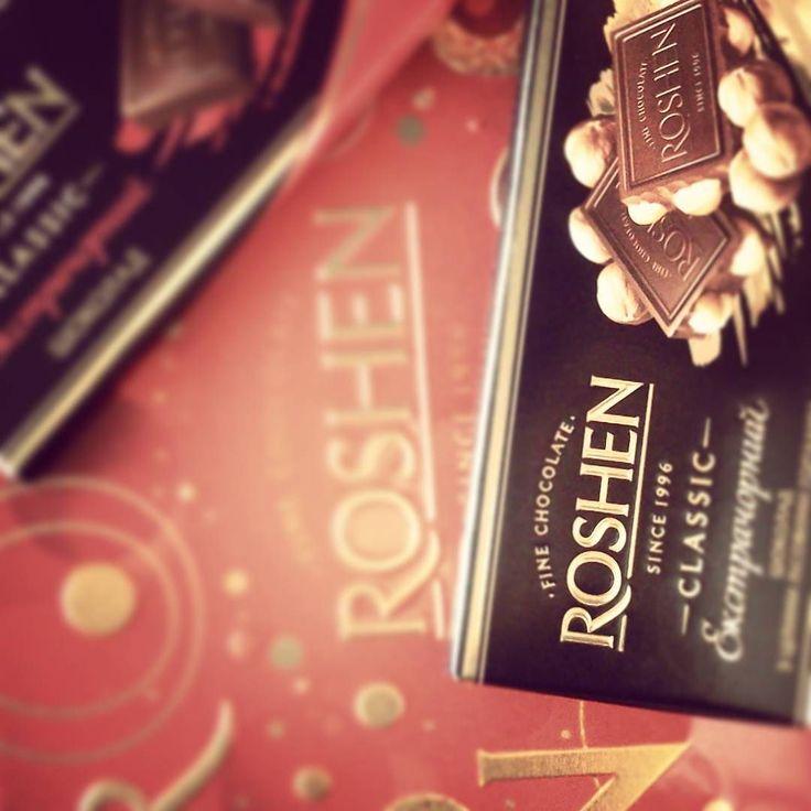 #choco #chocolate #roshen #ukraine