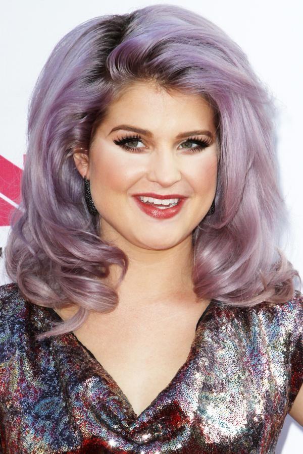 Kelly osbourne hair,