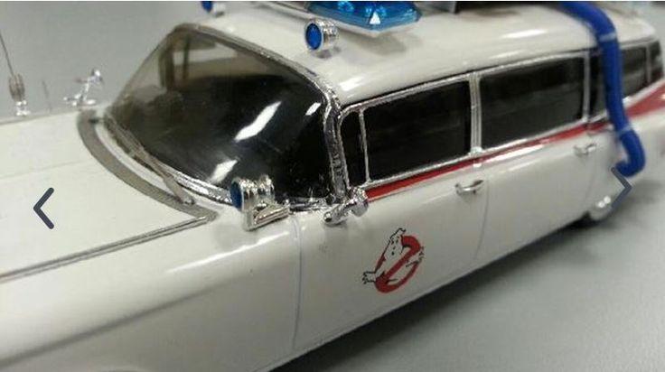 Sogni di avere la macchina dei #Ghostbusters? Eccola! http://www.cinisellobalsamo.mercatinousato.com/collezionismo/modellino-auto-ghostbusters-143/856460 … MODELLINO HASBRO HOT WHEELS #milano