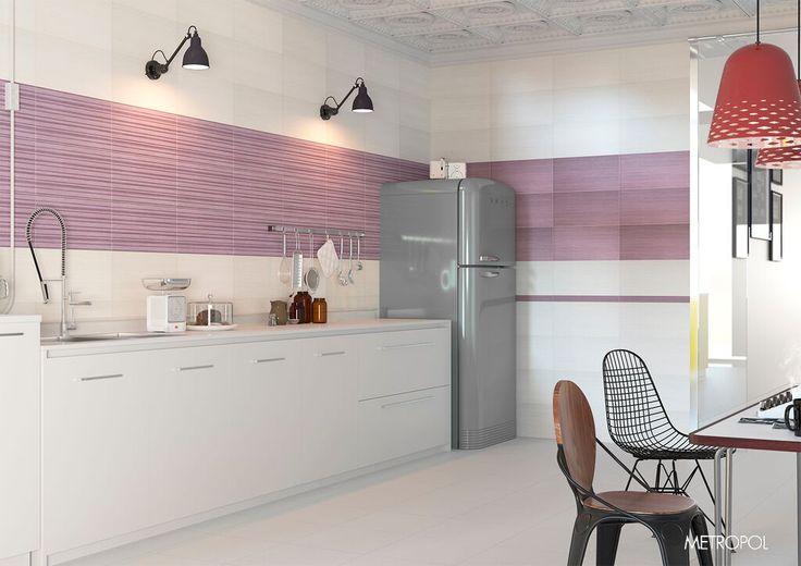 #CocinaConEstilo #cocina #METROPOL #blanco #colores #detalles #Tendencia #decoración #interiorismo #totalWhite #Coffee&Tea Colección LEIDEN