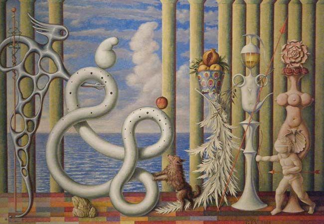 He escogido esta obra llamada el juicio de París de Guillermo Perez Villalta porque me ha llamado la atención la utilización de figuras y formas que este artista muestra.
