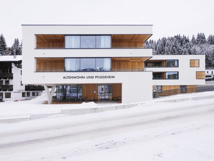 2403 best archi images on Pinterest | Contemporary architecture ...