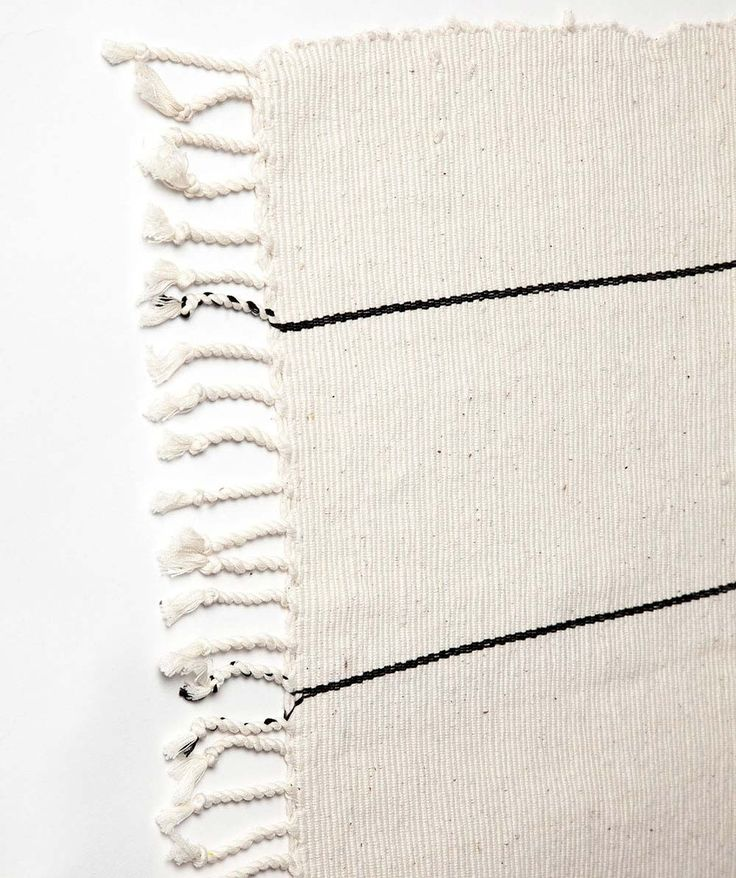 Francisco Horizontal Stripe Rug. | http://www.huntingforgeorge.com