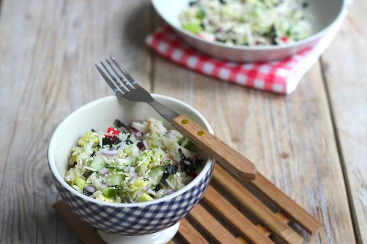 Wij hebben voor jullie een heel lekker en simpel recept voor een sushi salade. De smaak lijkt op sushi en het is simpel en snel te bereiden!