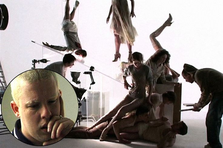 Watch Never-Before-Seen Video of Alexander McQueen   Vanity Fair