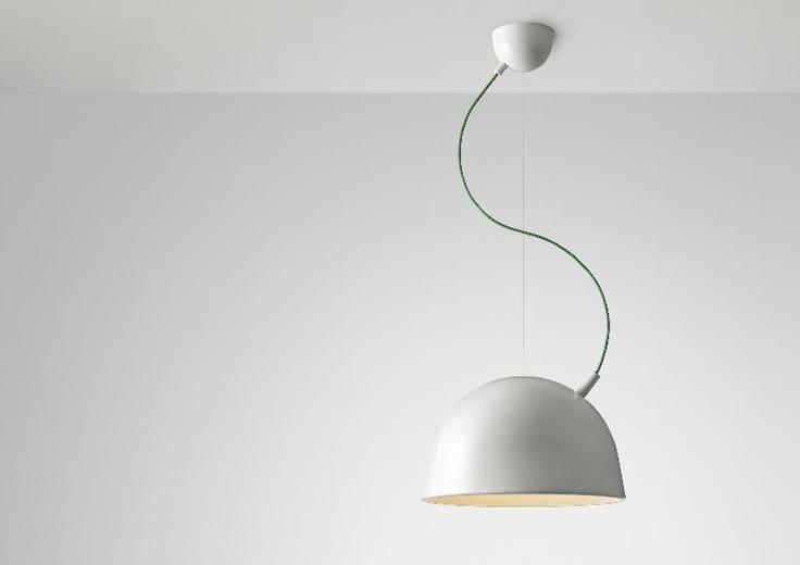 lamp eettafel: Hanglamp Muuto plugged  Lampen  Pinterest