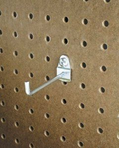 for braclets on peg board walmart triton products zinc plated steel pegboard hook for duraboard 10 pack
