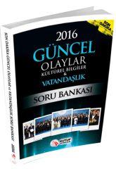 2016 KPSS Güncel Olaylar ve Kültürel Bilgiler Soru Bankası Kutup Yayıncılık