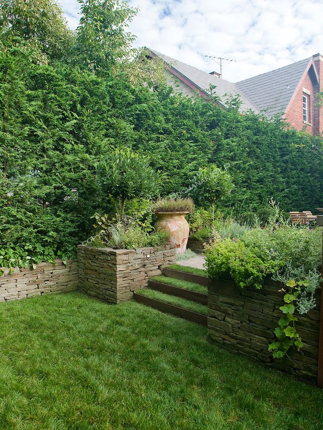 39 best Garden Stone Walls images on Pinterest Stacked stones