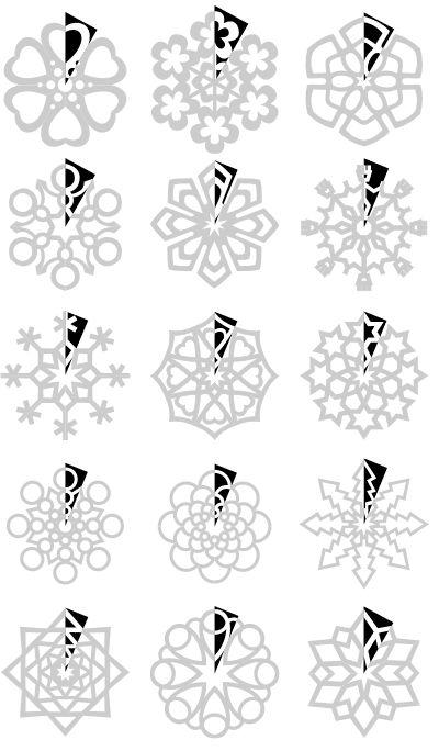 Файл с изображением снежинки, которую Вы можете использовать для - 26 April 2013 - Blog - Ruen