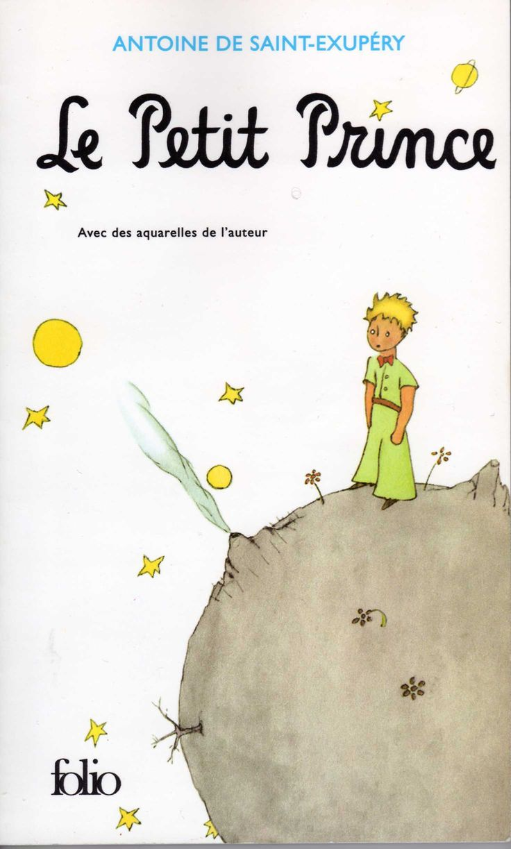 Mal� Princ  One Of My Favorite Books Ever