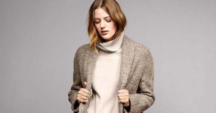 Mäntel aus Leder, mit falschem Pelz oder im Militärstil - Bilder - Mode