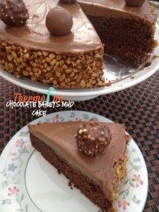 ThermoFun Chocolate Baileys Mud Cake